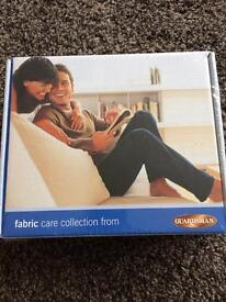 Fabric care / cleaning kit