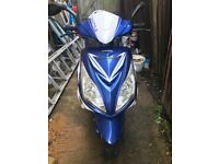 Sinnis shuttle 125cc