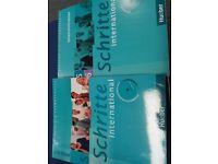 Schritte International 5 Kursbuch + Arbeitsbuch mit CD
