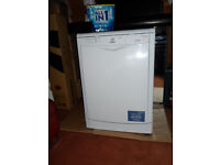 full size dishwasher only used a few times still current model in shops,new kitchen forces sale.
