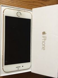 iphone6 16 GB - Gold - Unlocked - As good as new