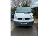 2012 Renault Trafic SL27dCi 115 PANEL VAN Diesel Manual NO VAT (56600 miles)
