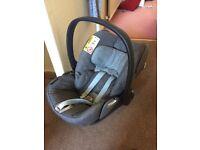 Cybex Aton platinum baby car seat
