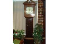 Grandfather/longcase clock circa 1830