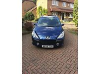 peugeot 307 sw ONE OWNER