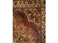 Oriental/Persian Style Carpet / Rug 3.6M x 2.75M Pure Wool Keshan