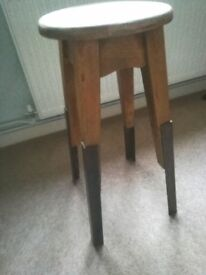 Retro bar stool - unusual quirky design