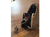 Hamax Caress Child Seat with Lockable Bracket - USED ONLY TWICE!