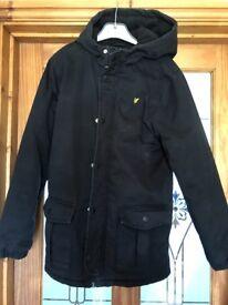 boys authentic LYLE AND SCOTT coat