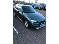BMW X1 low miles Fsh just serviced and MOT'd