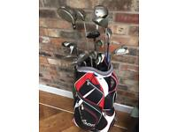 Full set of Ping Golf Clubs (left-handed)