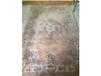 Very large traditional style rug