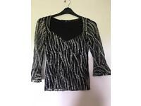 Per Una blouse size 10