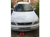 Vauxhall Astra Van. 2004 registration 1.7tdi.