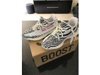 Yeezy boost 350 V2 Zebra - UK 7.5 ONO