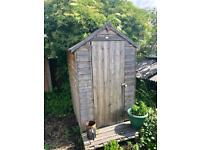 Mercia 6 x 4ft Shiplap Apex Wooden Shed