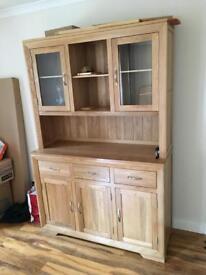 Solid Oak Dresser / Side Board