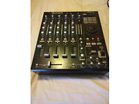 Numark 5000FX Mixer - 5 Channel DJ/Event Mixer with direct Mic input