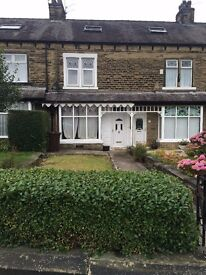 *Newly decorated 4 Bedroom Terraced house in BD9 IDEAL FOR A FAMILY* *07934851464*
