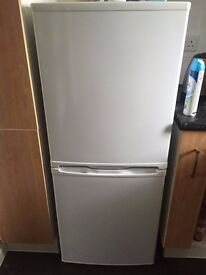 Free standing Currys fridge freezer 6 months old with receipt still under guarantee
