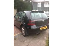 VW GOLF GT TDI PD CHEAP AUDI BMW FORD BARGAIN PARTS