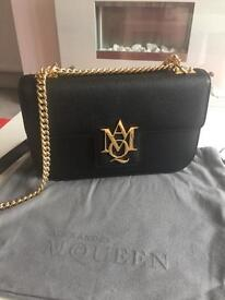 Alexander McQueen Insignia Chain bag RRP £1045