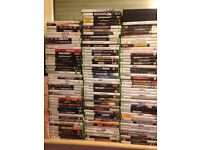 Xbox 360 console and 1 pad + 140 games