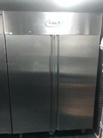 Catering Double door freezer