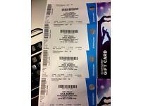 4 tickets to Nick Murphy (Chet Faker) Manchester Sat Dec 2nd