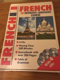 French Intensive Language Course CD BNIB