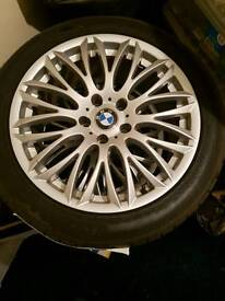 bmw wheels for sale 245/45R18 OPEN TO OFFERS