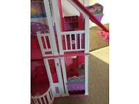 Barbie Dream Dolls House