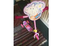 Scooter - peppa pig