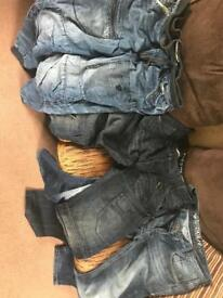 Jeans and shorts bundle