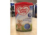 Cow & Gate growing up milk