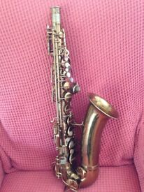 Conn Naked Lady 6M Alto Saxophone-Vintage-Excellent Condition-Recently Overhauled-Lacquer immaculate