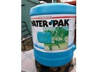 Camping water pak
