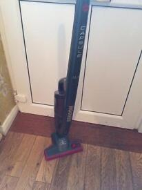 Hoover capsule (cordless lightweight Vacuum) only used a couple of times.