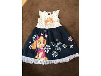 Girls dresses age 2-3years