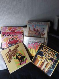 Reader's Digest boxed vinyl sets