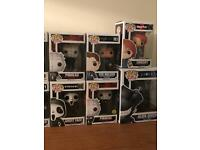 Funko Pop Vinyl - Pack of 12 - Mint in Box