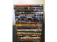 53 DVD's all originals