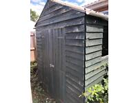 Shed. 7ft x 5ft.