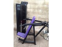 Pulse commercial grade shoulder press