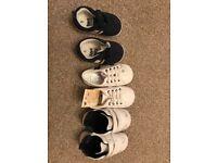Boys pram shoes 12-18 months