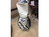 ping pro caddy golf bag