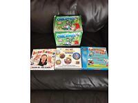 Kids CD's and Thomas DVD's