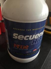 Mega plus sport nutrition drink strawberry flavour unopened cost £60 take £30