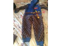 Mike the knight onesie aged 2-3 years