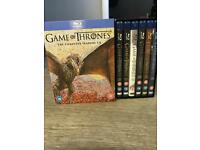 Game of Thrones Box Set 1-6